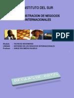 1.- Introduccion a Los Negocios Internacionales 2019