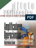 ELECTRONICA LINEAL Amplificadores Operacionales.pdf