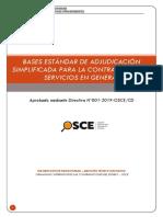 11.Bases Estandar as Servicios en Gral_2019_V2