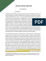 LA ERA DEL CAPITAL 1848 - La Primavera de Los Pueblos