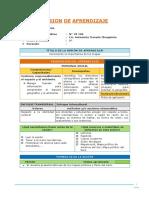 2.- Sesiones de Aprendizaje - Unidad Didáctiva N° 05 - Quipus Perú.docx