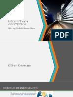 GIS y IoT en La GEOTECNIA-Ing. Rodolfo Moreno LLacza