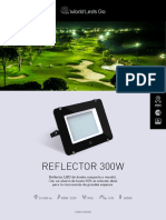 Reflector 300w