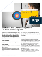 10 Thesen Fuer Treffsicheres Marketing