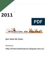 Historia de Espana. 2012 - Juan de Juan