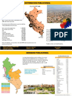 pobreza ,demografia y distribucion poblacional de lima