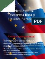 Relatile UE Rusia