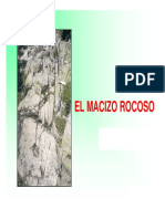 4.1 El Macizo Rocoso