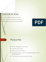 Clase 22 - Plaquetas