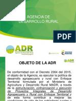 Adr Presentación Oferta Institucional 13.03.2017