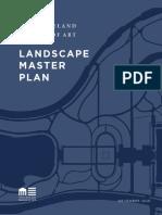 CMA Landscape Master Plan