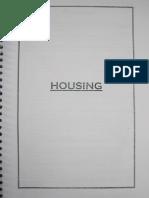 1. Housing (A-I)