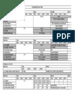 PN Exercise Plan