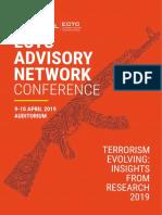 De Urmarit Pentru 09-10..04.2019 Agenda Ectc an Conference 2019
