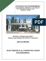 7. ECE 2016 Scheme