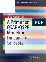A Primer on QSAR/QSPF Modeling Fundamental Concepts