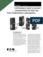 AP003001EN, Heat Rise in Electronic Breakers
