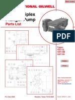165T-5 Parts List