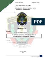 ROL DE LA PNP EN EL MANTENIMIENTO Y CONSERVACION DEL ORDEN PUBLICO.docx