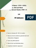 Of Judicature (2)