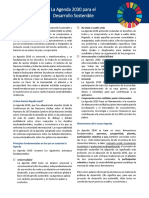 2030 Agenda for Sustainable Development - Kcsd Primer-spanish