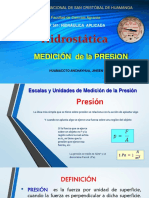 Hidrostática-Medicion de La Precion, JINSEN