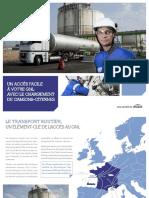 Elengy Brochure Truck Loading 2016 FR