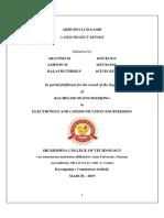 FLAPPY BIRD GAME FULL REPORT.pdf