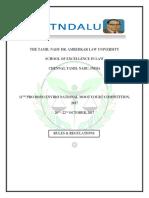11th Probono Information Booklet