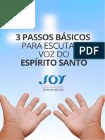 3 PASSOS BÁSICOS PARA ESCUTAR A VOZ DO ESPÍRITO SANTO.pdf