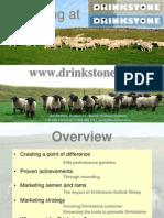 Drinkstone Presentation
