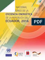 Eficiencia Energética en Ecuador