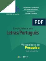 SILVA_Iolanda_Metodologia da Pesquisa_letras.pdf