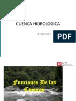 La Cuenca Hidrologica