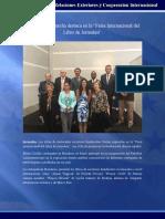 """Literatura hondureña destaca en la """"Feria Internacional del Libro de Jerusalen"""".pdf"""