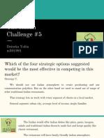 The Italian Challenge #5