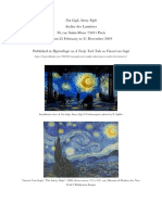 Art review of Van Gogh, Starry Night at Atelier des Lumières