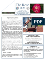Philadelphia RS - May 2019 Edition of the Newsletter