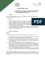 Convocatoria 01-2019 Log