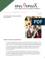 Cuvantul-Ortodox.ro-sCARA SFANTULUI IOAN Oglinda Care Nu Ne Minte 2 FRICA Si SLAVA DESARTA