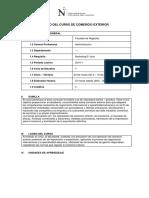 Adm Comercio Exterior 2014