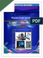 Negocio de Reparación y Venta PRÁCTICA 7 PÁG 87 INNOVADORES-Gpe. Graniel