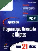 Aprenda Programação Orientada a Objeto em 21 dias.pdf