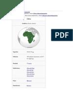 AFRICA CUNA DE LA CIVILIZACION Y SUS CONTINENTES.docx