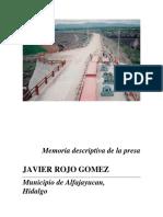 Presa Javier Rojo Gómez MX