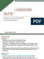 Curso Interpretacion en Kingdom UNAL