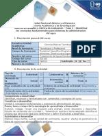 Fase 2 - Identificar Los Conceptos Fundamentales Para Sistemas de Administración Del Agua