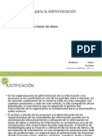 Kendall_capitulo_13_Sistema Gestion Base de Datos UNAL 2019-I v3