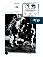 Apollo 11 Mission Operations Report - NASA
