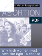 Abortion Pamphlet